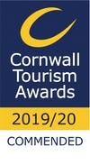 Cornwall Tourism Award 2019 Highly Commended