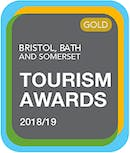 Somerset Tourism Award 2018 Gold